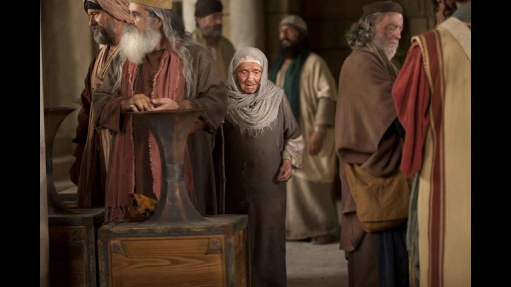LECTIO DIVINA:  Marcos 12,38-44  32 DOMINGO DE TIEMPO ORDINARIO