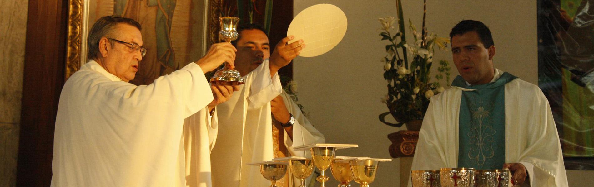 La Eucaristía: