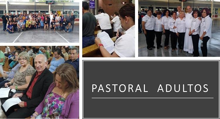 GRUPOS APOSTÓLICOS ADULTOS