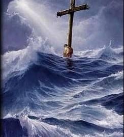 """""""En la tormenta, hay que mirar a Jesús, pues sólo Él ha caminado sobre ella y triunfado""""."""