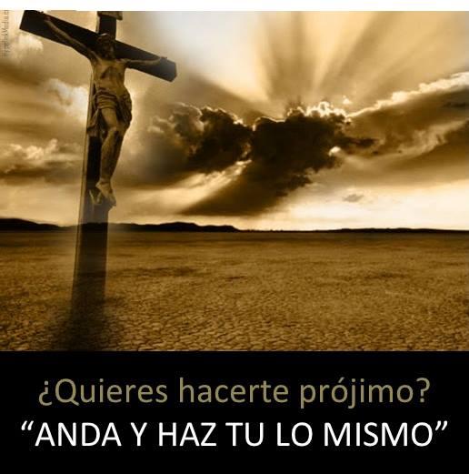 """¿A dónde va Jesús? ¡Por qué tanta exigencia para seguirlo! ¡""""Renunciar a uno mismo… tomar la cruz… perder la vida""""! Un publicista le diría hoy: ¡""""eso no va a vender Jesús""""! Sin embargo, dos mil años después… ¡seguimos cautivados por Él!"""